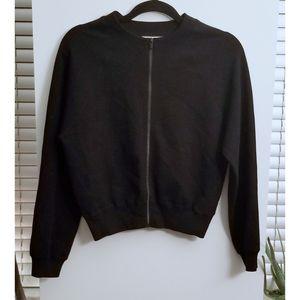 Vince Zip Up Sweater